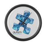 Autism Giant Clocks