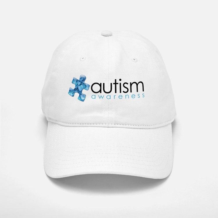 PuzzlesPuzzle (Blue) Baseball Baseball Cap