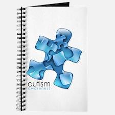 PuzzlesPuzzle (Blue) Journal