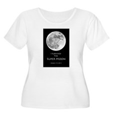 I survived the Super Moon! T-Shirt