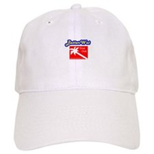 BetterWet Dive Club Baseball Cap