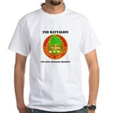 Artillery Mens White T-shirts