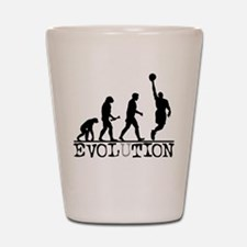 EVOLUTION Basketball Shot Glass
