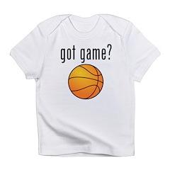 got game? Infant T-Shirt