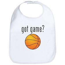 got game? Bib