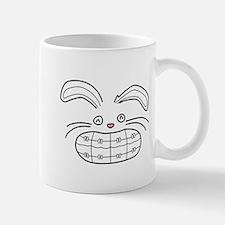 Bunny Brace Small Small Mug