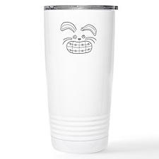 Bunny Brace Thermos Mug
