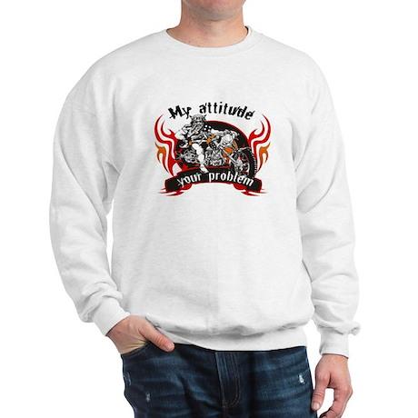 MY ATTITUDE Sweatshirt