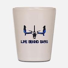Life Behind Bars Shot Glass