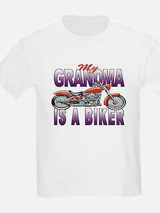 GRANDMA IS A BIKER T-Shirt