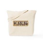 Winning Tiger Tote Bag