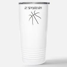 Let the Madness Begin! Travel Mug