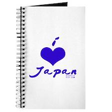 I LOVE JAPAN Journal