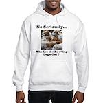Dog-Gone Foxy Hooded Sweatshirt