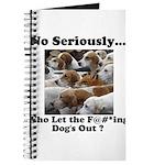 Dog-Gone Foxy Journal