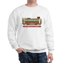 Trolley Car Sweatshirt