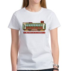 Trolley Car Women's T-Shirt