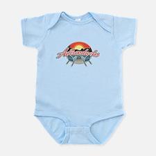 Threedown Adirondack Infant Bodysuit