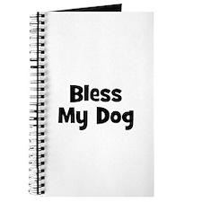 Bless My Dog Journal