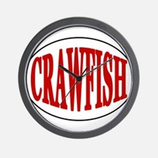 Got Crawfish ? Wall Clock
