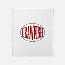 Got Crawfish ? Throw Blanket