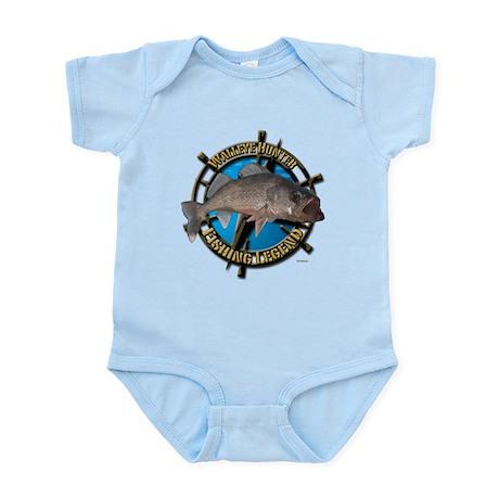 Fishing Legend Infant Bodysuit