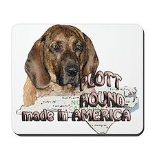American Plott Hound Mousepad