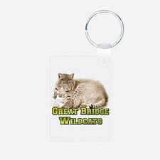 Great Bride Wild Cat Keychains