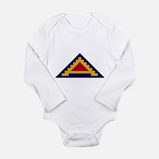 Sunsetters Long Sleeve Infant Bodysuit