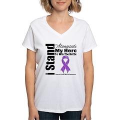 Cystic Fibrosis My Hero Shirt