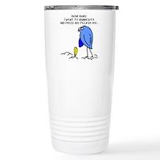 Dear Diary Travel Mug