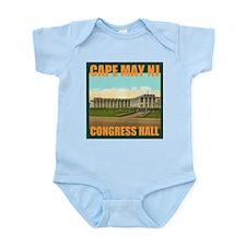 Congress Hall Infant Creeper