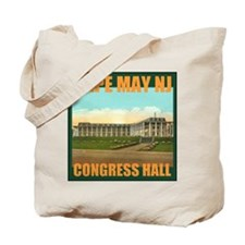 Congress Hall Tote Bag
