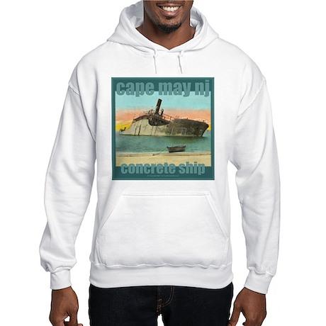 Concrete Ship Hooded Sweatshirt