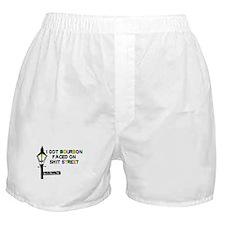 Unique Bourbon Boxer Shorts