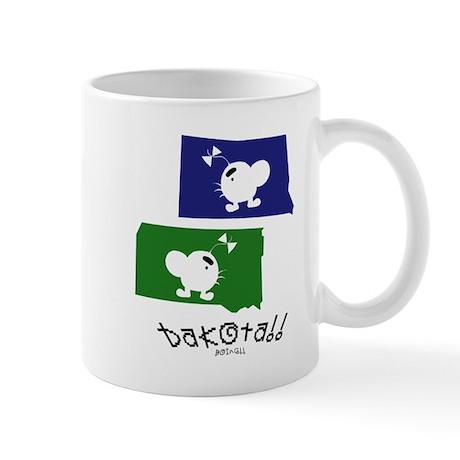 """Dakota Boing"" Mug"