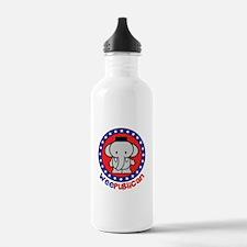 Cute Weepublican Water Bottle