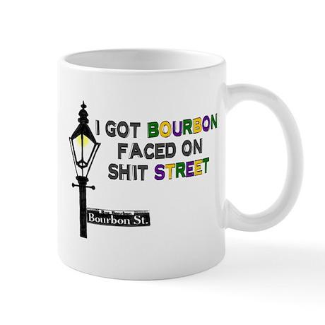 1shitstreet Mugs