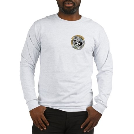 Gypsy Vanner Long Sleeve T-Shirt
