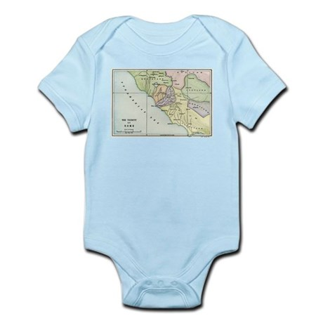 Ancient Rome and Environs (co Infant Bodysuit