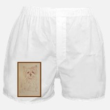 Yorkshire Terrier Boxer Shorts
