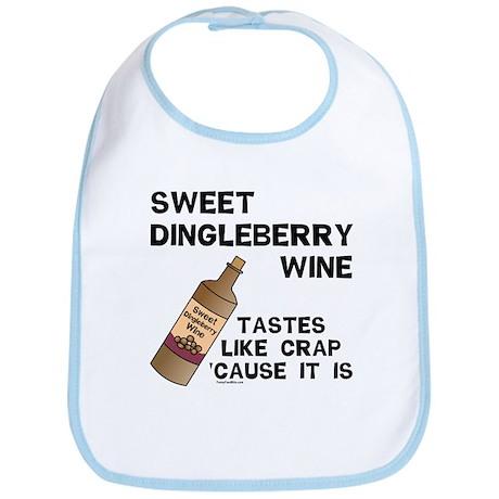 Dingleberry Wine Bib