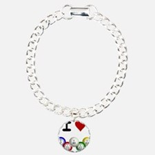 I LUV BINGO Bracelet