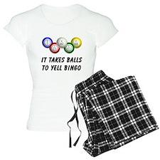 Balls to Bingo Pajamas