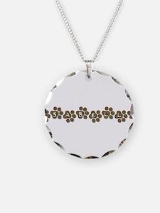 ISABELLA Necklace Circle Charm
