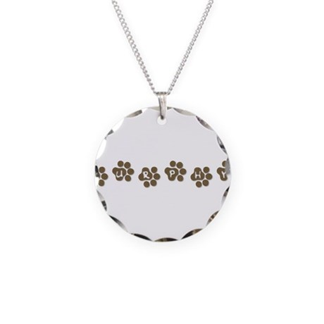 MURPHY Necklace Circle Charm