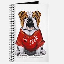 Team Bulldog Journal