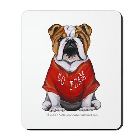 Team Bulldog Mousepad