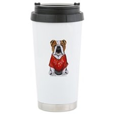 Team Bulldog Travel Mug