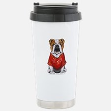 Team Bulldog Travel Mug